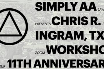 SIMPLY AA Anniversary